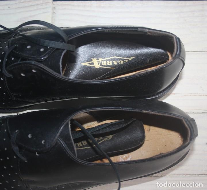 Militaria: Zapatos Vintage de Hombre - Caballero - Segarra - Sin uso -Talla 39 - Lote 1 Correos - Foto 3 - 131748978