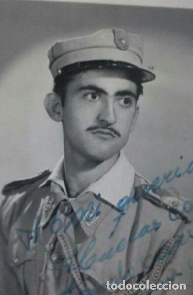 Militaria: TERESIANA ATN. GORRA TROPAS NÓMADAS DEL SÁHARA TALLA GRANDE 59, PERFECTO ESTADO. - Foto 7 - 128207107