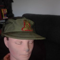 Militaria: GORRA MILITAR.CANADÁ.1956. Lote 131883290