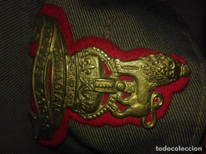 Militaria: gorra militar.Canadá.1956 - Foto 2 - 131883290