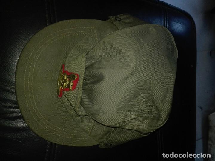 Militaria: gorra militar.Canadá.1956 - Foto 4 - 131883290