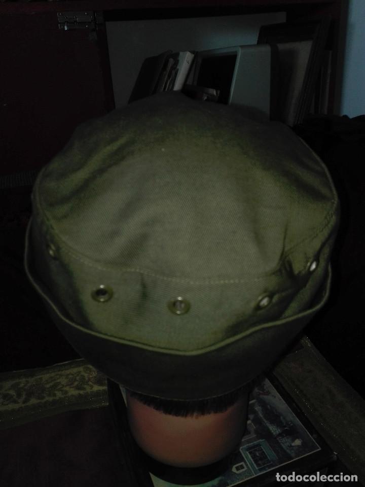 Militaria: gorra militar.Canadá.1956 - Foto 6 - 131883290