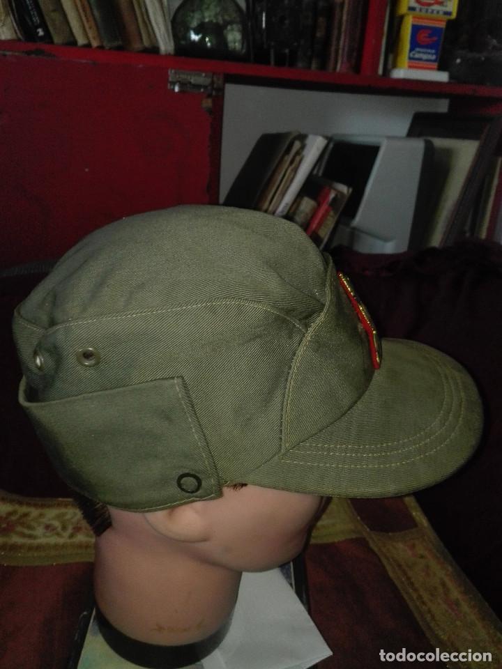 Militaria: gorra militar.Canadá.1956 - Foto 8 - 131883290