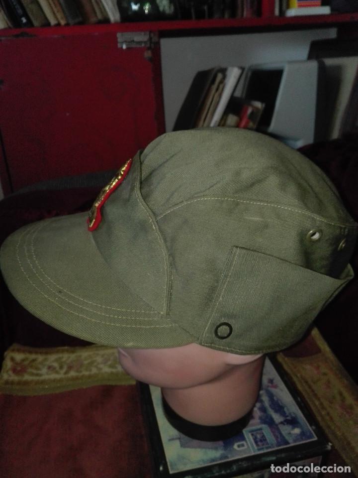 Militaria: gorra militar.Canadá.1956 - Foto 9 - 131883290