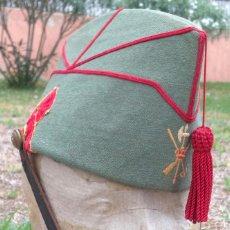 Militaria: CHAPIRI LEGION. UNIDAD DE MUSICA, TROPA. AÑOS 80. . Lote 132091018