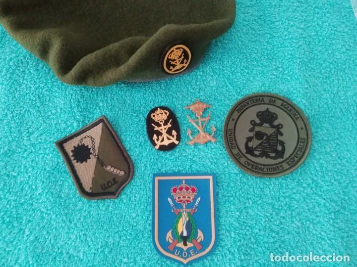 Militaria: ESTOL- COMANDOS DE LA UOE INFANTERÍA DE MARINA. - Foto 3 - 132228106