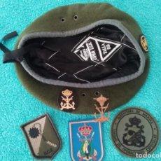 Militaria: ESTOL-BOINAS VERDES DE LA UOE INFANTERÍA DE MARINA.. Lote 132228106