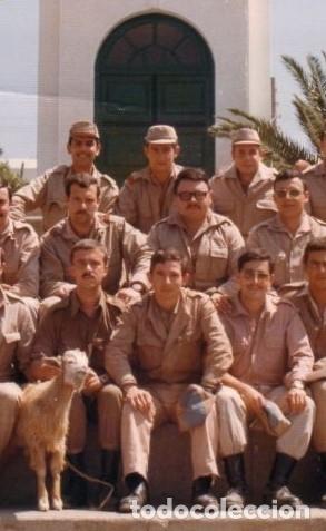Militaria: GORRA COREANA DE TROPAS NÓMADAS SÁHARA, M67. GORRILLA DE FAENA, ATN COLOR GARBANZO. - Foto 10 - 132313710
