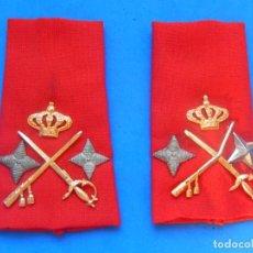 Militaria: MANGUITOS. GENERALES. ÉPOCA DE JUAN CARLOS I.. Lote 132649618