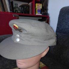 Militaria: GORRA DE TROPA CABALLERÍA.ALEMANIA AÑOS 50-60. Lote 132657254
