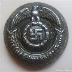 Militaria: HEBILLA ALEMANA DE OFICIAL DE LAS WAFFEN SS IIGM. Lote 131629018