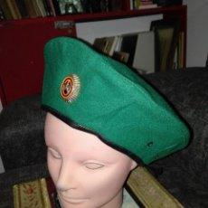 Militaria: BOINA RUSA.AÑOS 80.GUARDACOSTAS.NUEVA. Lote 132688178