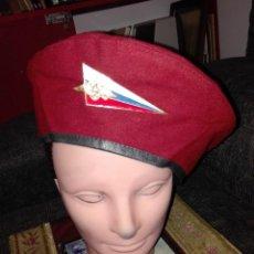 Militaria: BOINA RUSA ARMADA.NUEVA.AÑOS 80.. Lote 132688894