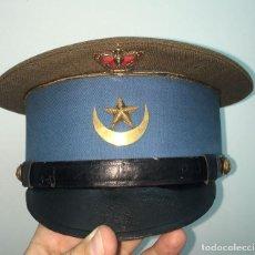 Militaria: GORRA POLICIA INDIGENA ALFONSO XIII - MARRUECOS. Lote 132752166