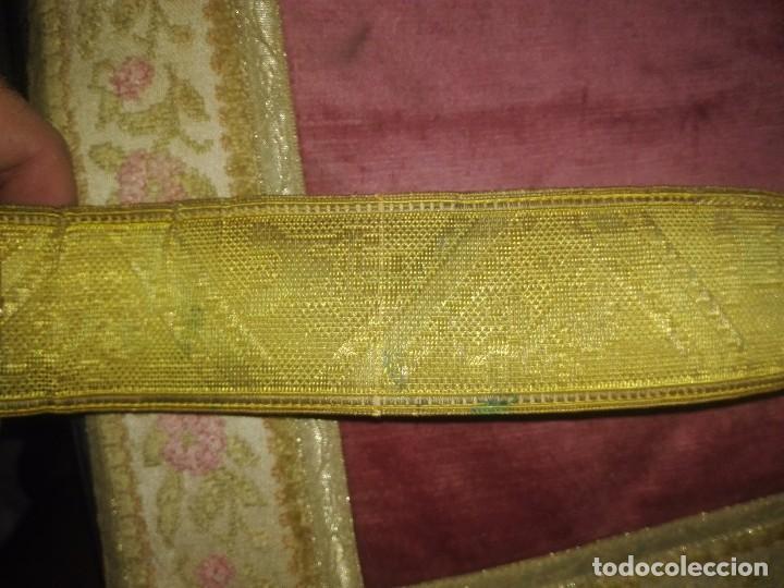 Militaria: Cinturón dorado infantería española.gala.años 40-50 - Foto 9 - 132850514