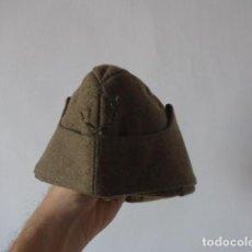 Militaria: ANTIGUO GORRILLO ALEMAN, DE INVIERNO. ALEMANIA.. Lote 132919782