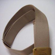 Militaria: CINTO PASEO. Lote 133088034