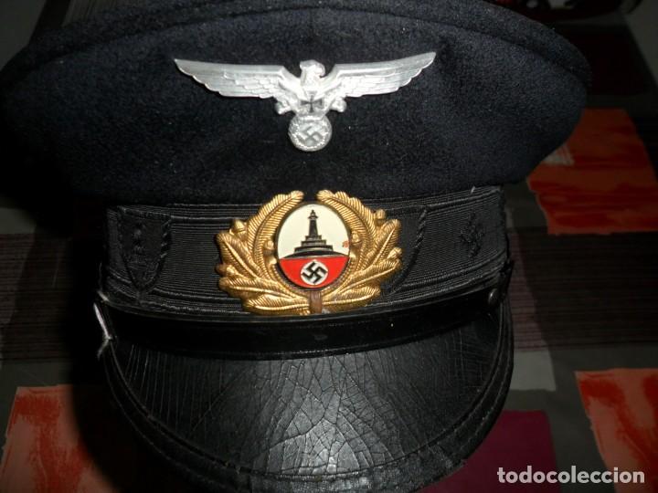 GORRA MILITAR ALEMANA 1944CUERPO DE RESERVISTAS (Militar - Boinas y Gorras )