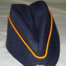 Militaria: GORRO CUARTELERO BW LUFTWAFFE OFICIAL.. Lote 133705958