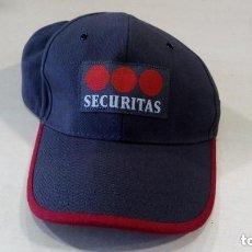 Militaria: GORRA VIGILANTE DE SEGURIDAD - SECURITAS - NUEVA. Lote 99182143