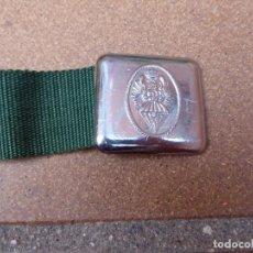 Militaria: CINTURÓN DE PASEO BRIGADA PARACAIDISTA. BRIPAC. Lote 134040586