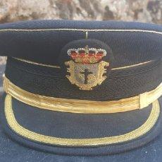 Militaria: GORRA DE PLATO CAPELLAN. Lote 134064558