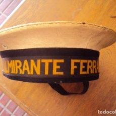 Militaria: LEPANTO ARMADA ALMIRANTE FERRANDIZ. Lote 134088782