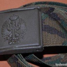 Militaria: CINTURON PRENDEDOR EJERCITO DE TIERRA-03. Lote 134130658