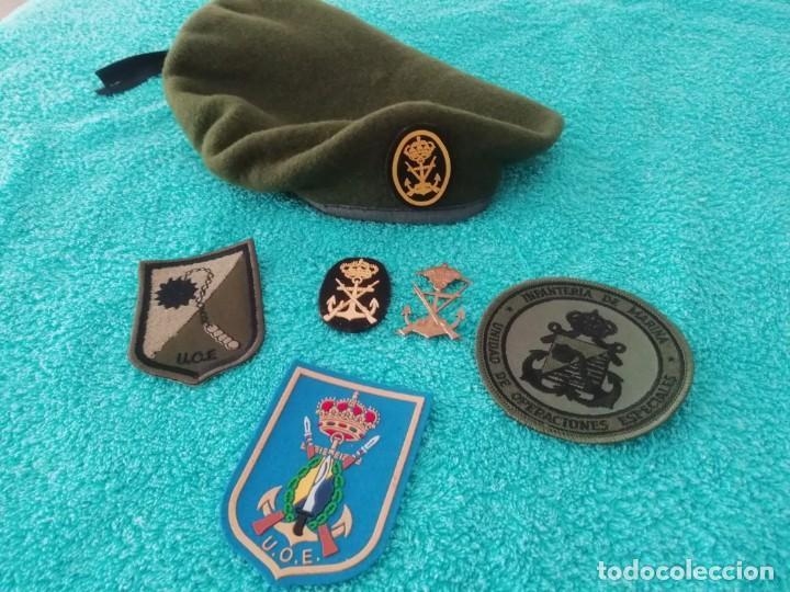 Militaria: ESTOL- COMANDOS DE LA UOE INFANTERÍA DE MARINA. - Foto 2 - 132228106