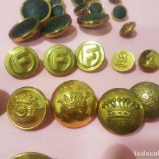 Militaria - lote botones militares - 134336770