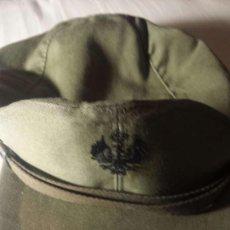 Militaria: GORRA DEL EJERCITO. Lote 134409602