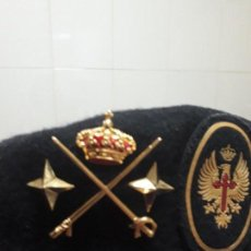 Militaria: BOINA DE GENERAL DE DIVISION 100% ORIGINAL. Lote 134653026