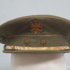 Militaria - GORRA DE PLATO TENIENTE. EJERCITO ESPAÑOL DE TIERRA - 134856798