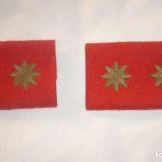Militaria: GALONES DE FIELTRO DE TENIENTE CORONEL. Lote 135215046