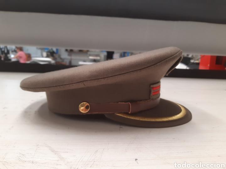 Militaria: Gorra replica comisario politico de batallon con pepito bordado (leer descripcion) - Foto 2 - 141642266