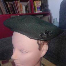 Militaria: BOINA ORIGINAL.EL REGIMIENTO RHODESIA.AÑOS 60. Lote 135333034