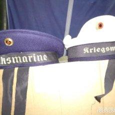 Militaria: 2 LEPANTO MARINA ALEMANA KRIEGSMARINE. Lote 135378822
