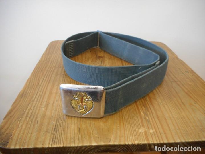 CINTURÓN GUARDIA CIVIL (Militar - Cinturones y Hebillas )