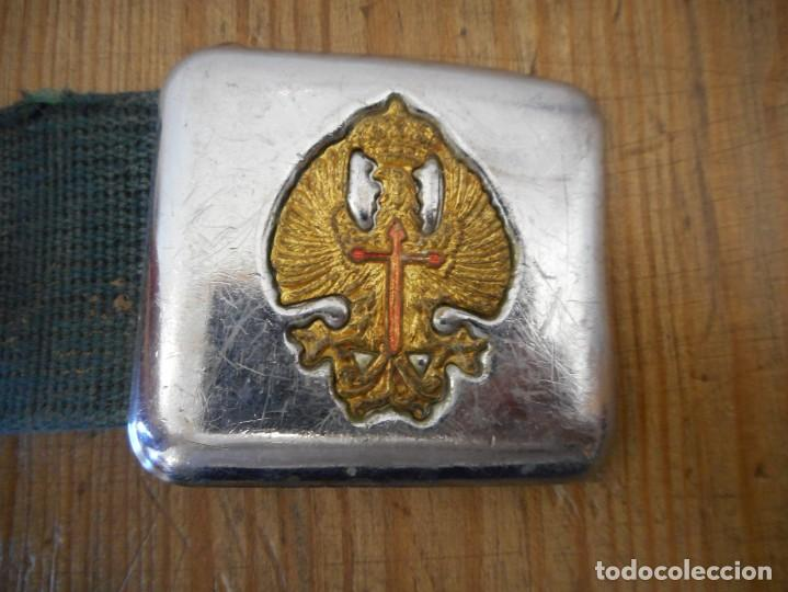 Militaria: Cinturón Guardia Civil - Foto 3 - 135482338