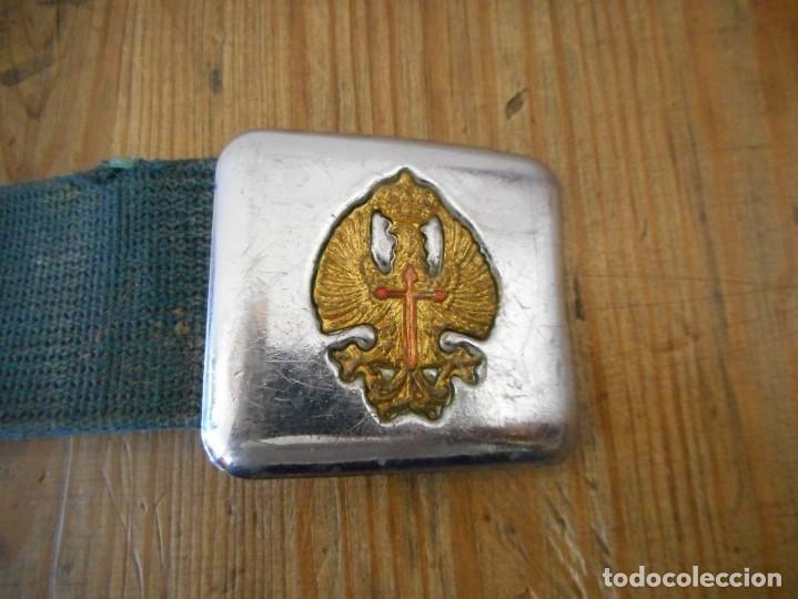 Militaria: Cinturón Guardia Civil - Foto 4 - 135482338
