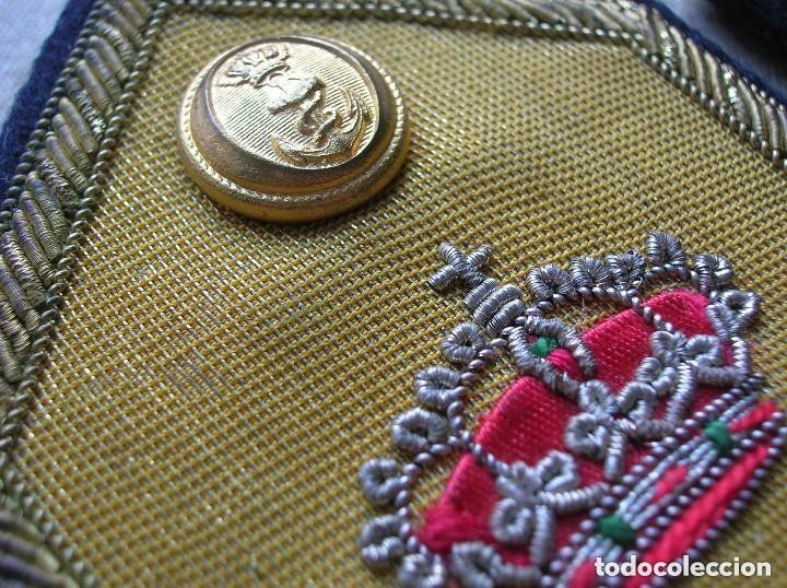 Militaria: ANTIGUAS HOMBRERAS DE ALMIRANT. EPOCA DE LA TRANSICIÓN. - Foto 3 - 135482446