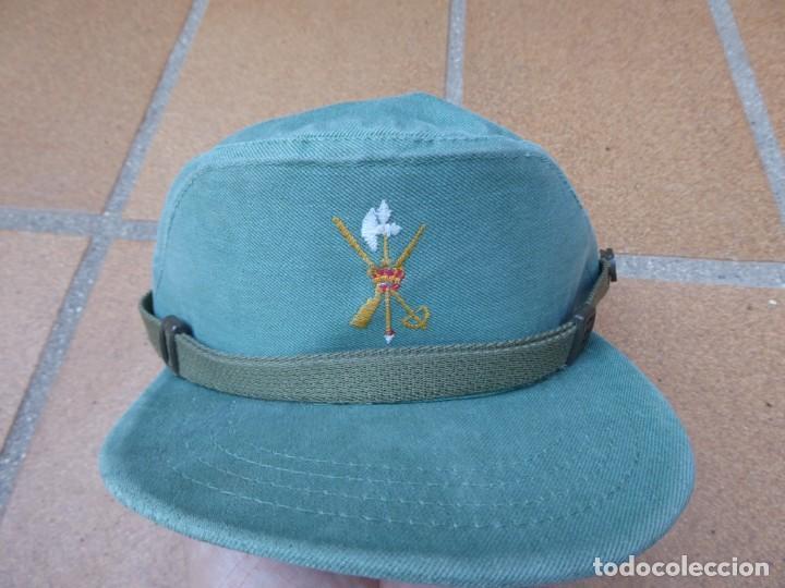 GORRILLA DE FAENA LEGIONARIA. M-78 (Militar - Boinas y Gorras )