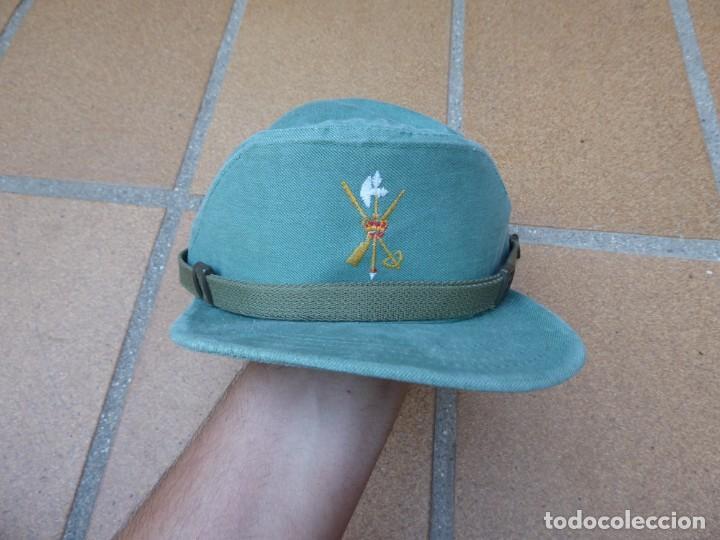 Militaria: Gorrilla de faena legionaria. M-78 - Foto 2 - 135531086