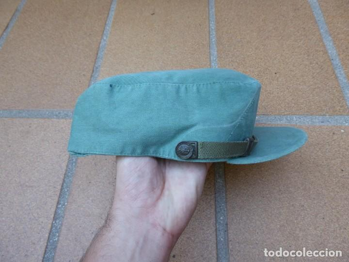 Militaria: Gorrilla de faena legionaria. M-78 - Foto 3 - 135531086