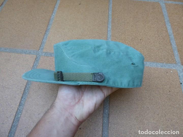 Militaria: Gorrilla de faena legionaria. M-78 - Foto 5 - 135531086