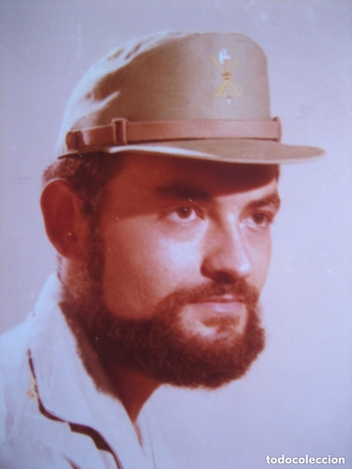 Militaria: Gorrilla de faena legionaria. M-78 - Foto 7 - 135531086