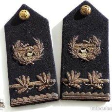 Militaria: HOMBRERAS DE CANALES, PUENTES Y CAMINOS. Lote 135657355