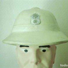 Militaria: GUARDIA URBANA DE BARCELONA - SALACOT UNIDAD DE TRAFICO AÑOS 70. Lote 135789562