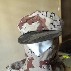 Militaria: E.T. SIROQUERA CAMO ÁRIDO PRIMER MODELO. Lote 141608505
