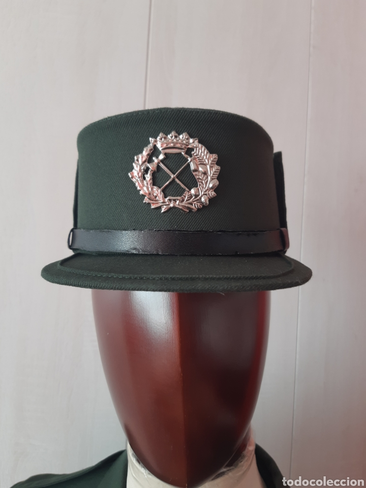 Militaria: Gorra montañera de guarda forestal de icona (leer descripcion) - Foto 1 - 145881361